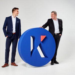 Marc Robin Karkossa und Bernd Karkossa